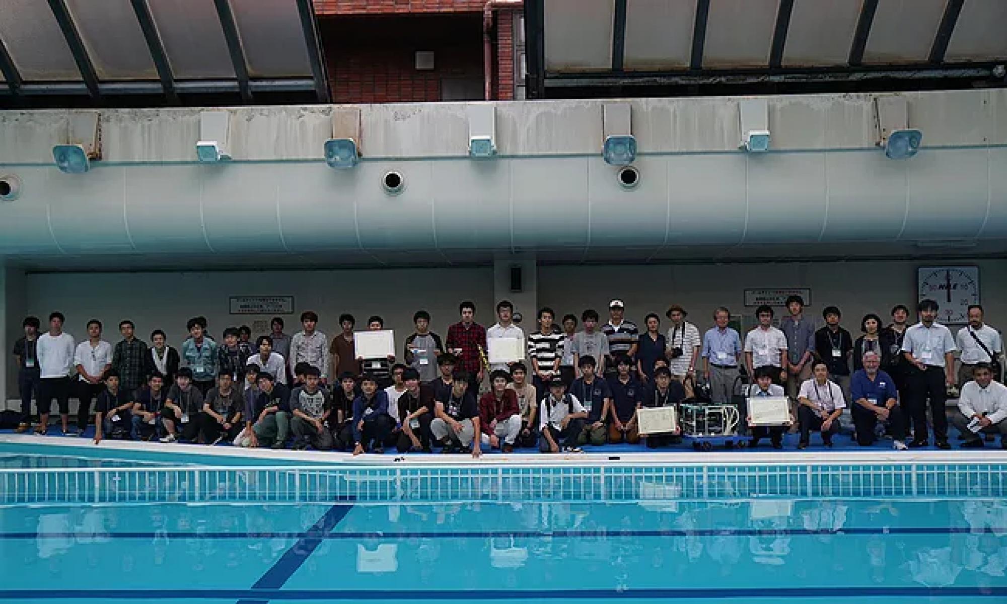 水中ロボフェス2019